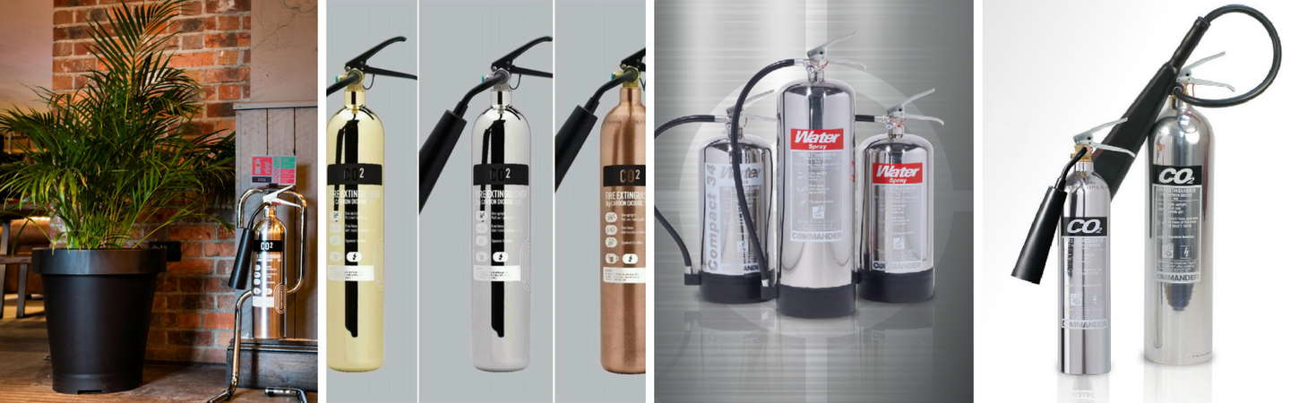 MG Fire Safety Group - Carbon Dioxide Fire Extinguishers