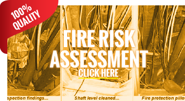 Why You Need A Fire Risk Assessment - Fire Risk Assessment Inspection - Fire Safety Risk Assessment - Fire Safety - Fire Safety Strategy.